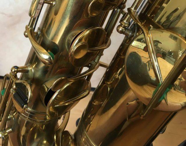 Saxofoons en Accessoires
