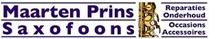 Maarten Prins Saxofoons Logo